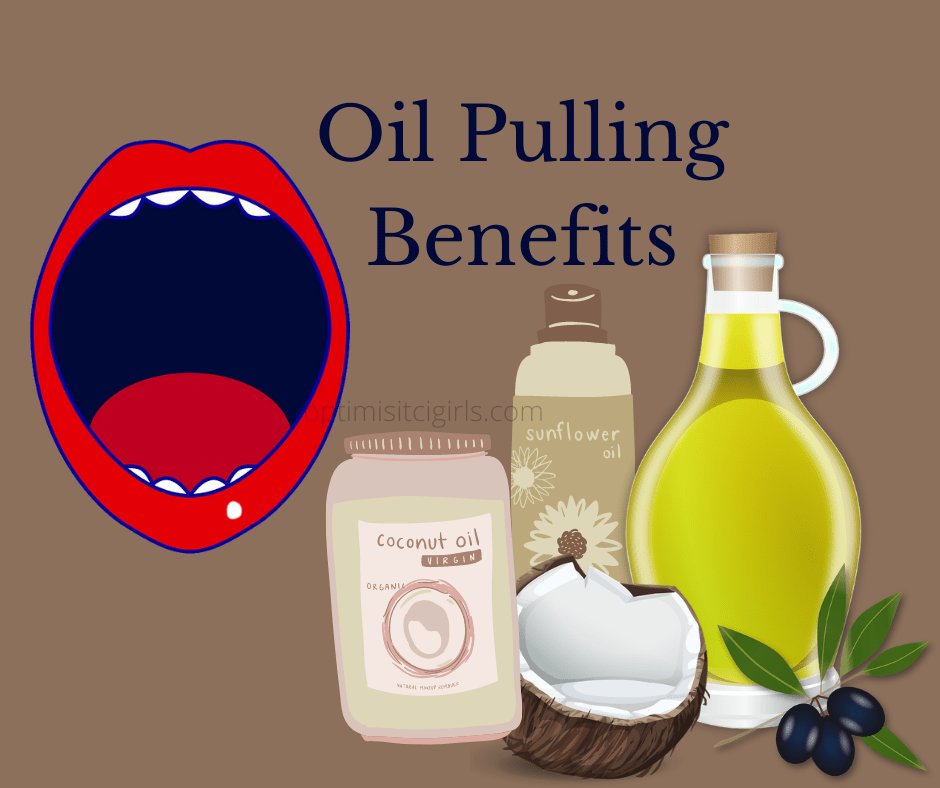 oiling pulling benefits