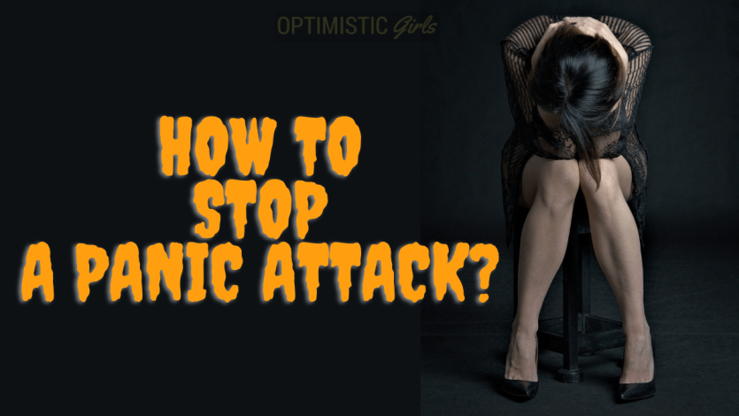 How to stop a panic attack?