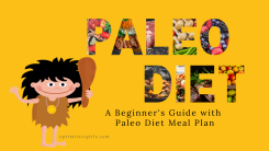 The Paleo Diet – A Beginner's Guide with Paleo Diet Meal Plan