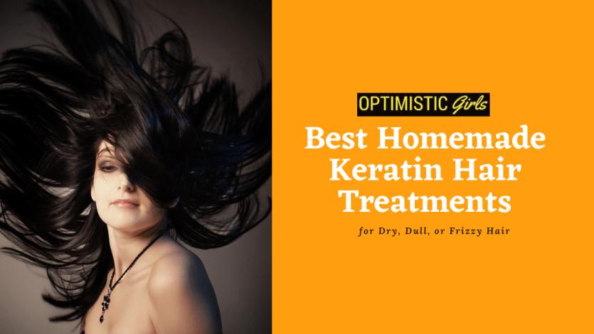 DIY Keratin Hair Treatment at Home