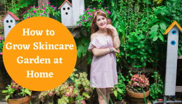 How to Grow a Beauty & Skincare Garden at Home