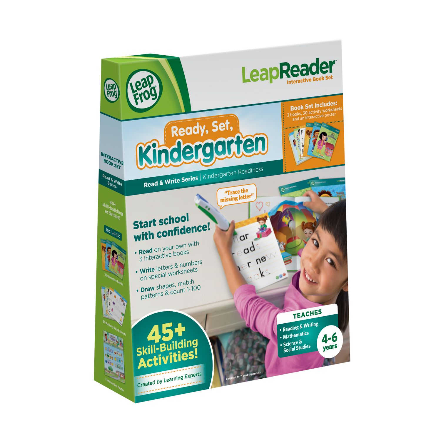 Get Ready For Kindergarten With Leapfrog