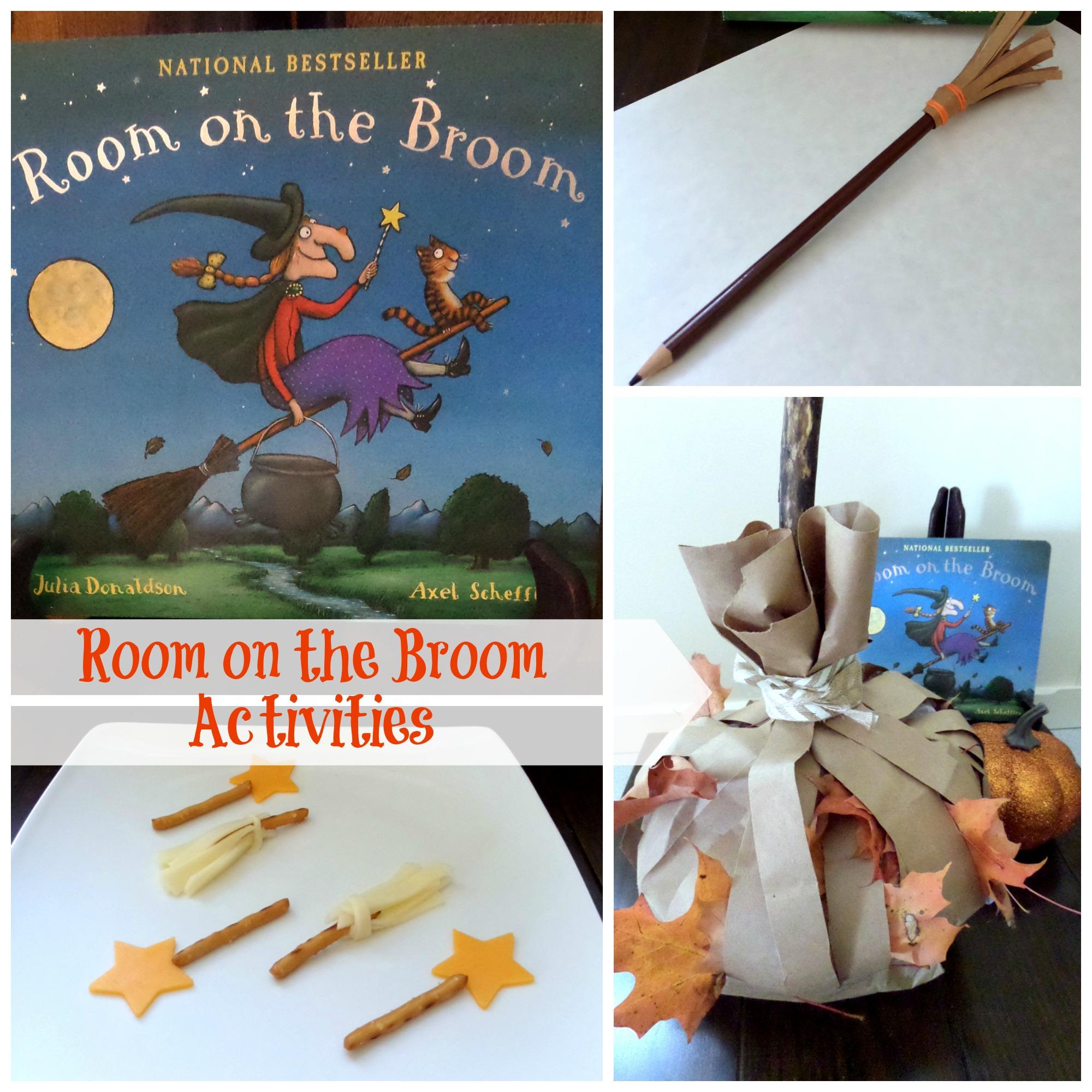 Room On The Broom Book Activities Giveaway