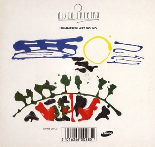 DISCO INFERNO - SUMMER'S LAST SOUND EP F