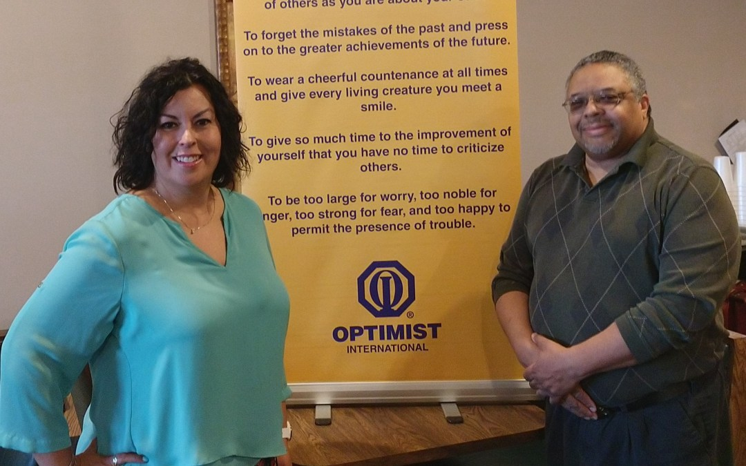 West Flint Optimist Newsletter – 5/16/19