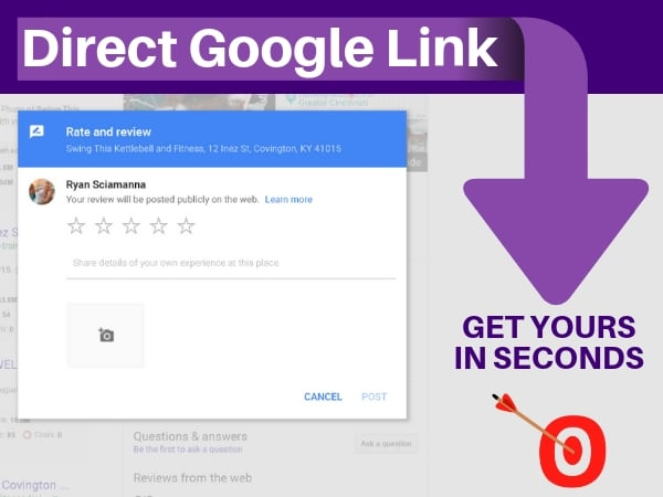 Easy Google Review Link Generator