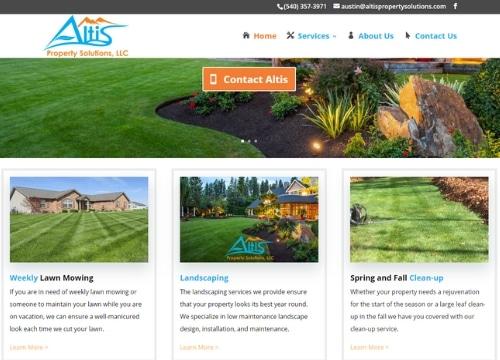 website designed by Optimized
