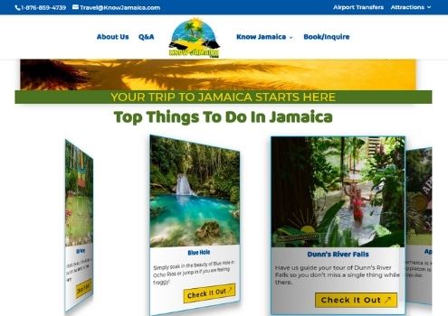 Best Tour Company in Jamaica Know Jamaica Tours