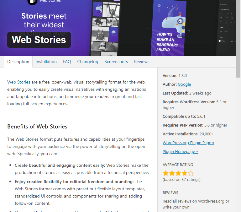 Early Adopters of Web Stories Will Reap the Rewards