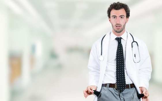 Medical Doctor with No Money