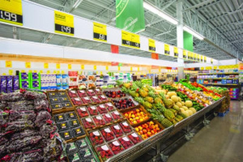 Aldi - organic fresh foods