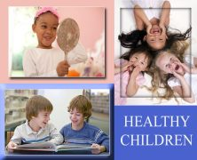 Happy, Healthy Children