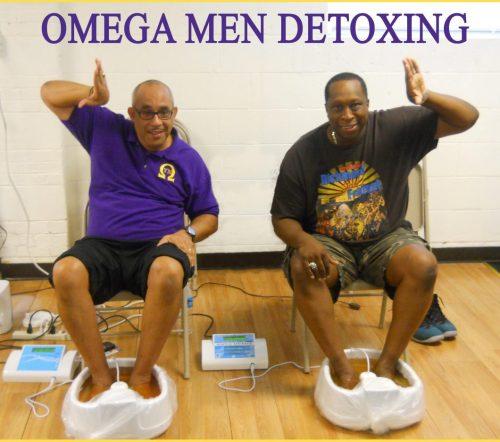 Omega Men Detoxing