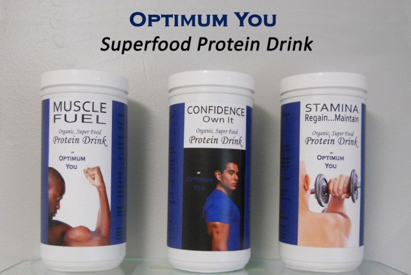Optimum You Protein Drink for Men