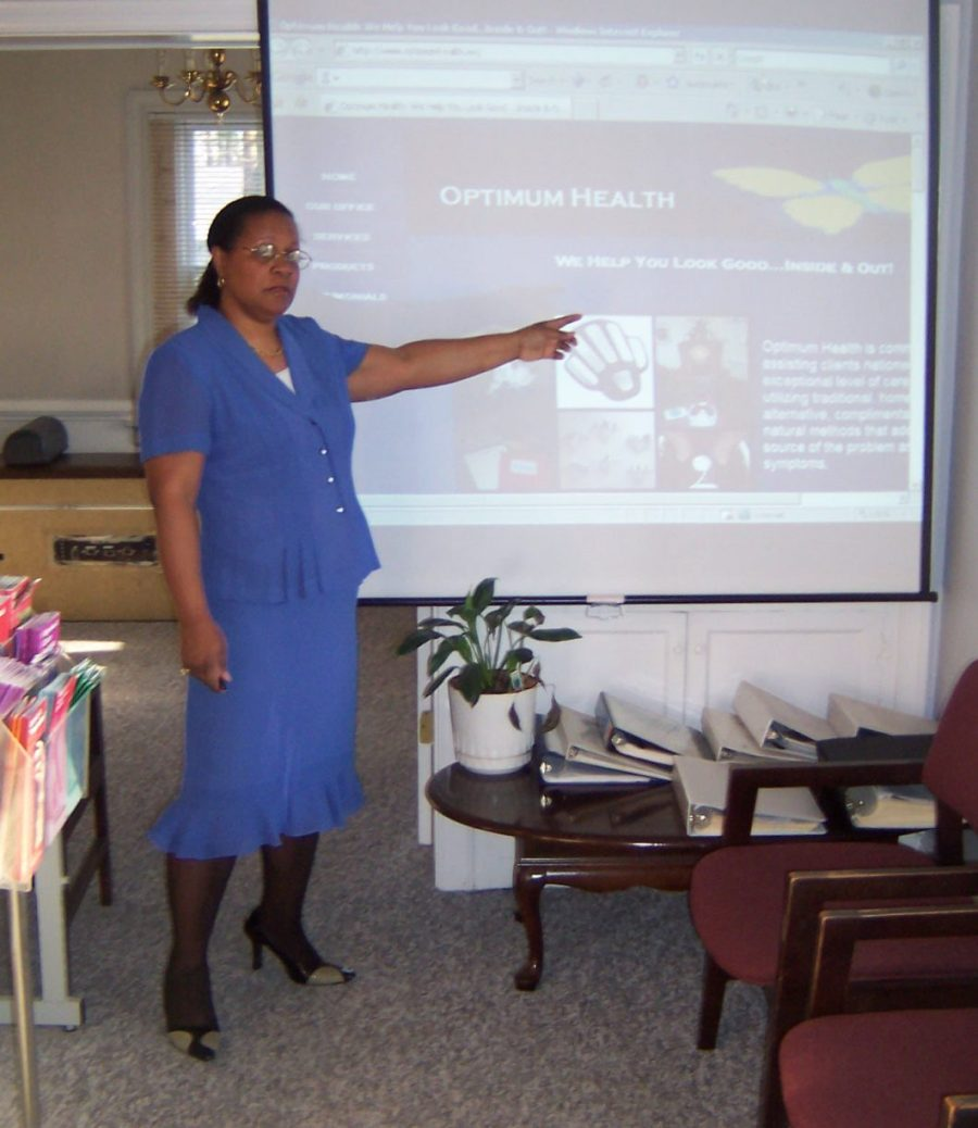 Instructor: Tianya S. Clark, B.S., CNHP