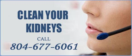 CLEAN YOUR KIDNEYS, 804-677-6061