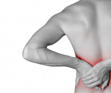 Pain After Detoxing: Lower Back