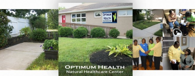 Optimum Health Building, Grounds, Staff and Client Photos