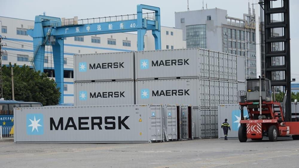 - Maersk ECO 1