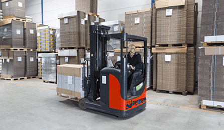 Reach Truck Novice Courses