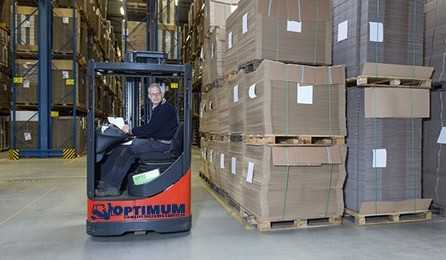Reach Truck Refresher Courses