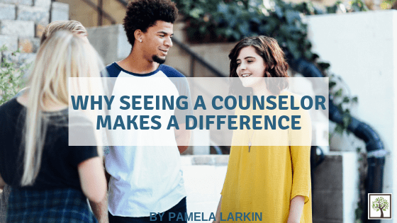 Why Seeing a Counselor Makes a Difference