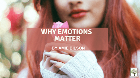 Why Emotions Matter