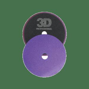 3D light Purple polishing pad optimum motor sports