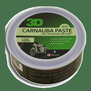 3d carnuba paste wax optimum motor sports