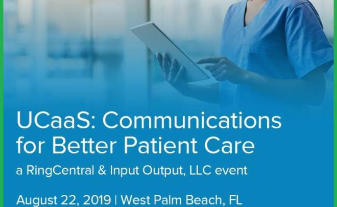 """Communications for Better Patient Care and HIPPA Management""Complimentary Luncheon and Conversation Event!"