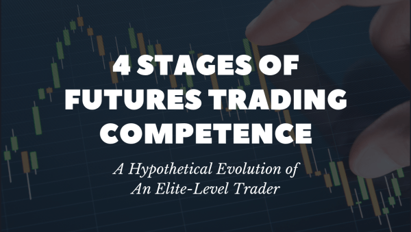 4 Stages of Futures Trading Competence