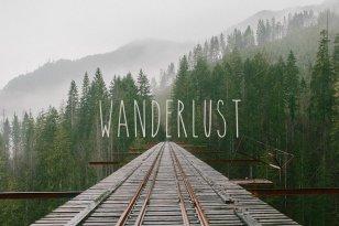 wanderlust-