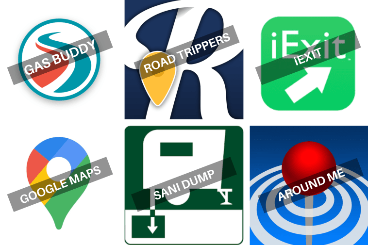 The Best RV Apps