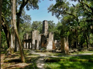 meBulow Plantation Ruins