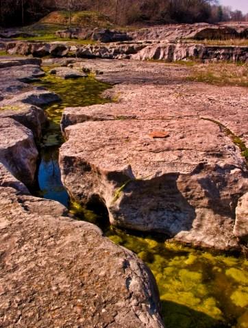 meFossil Gorge