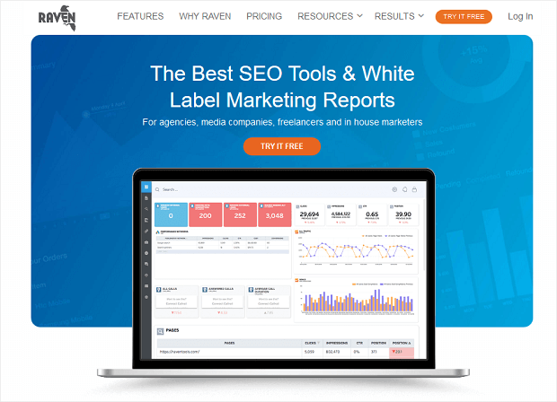 Raven offers some free online competitor analysis tools