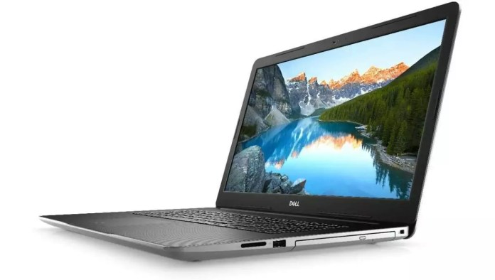 Dell Inspiron 17 3000 series