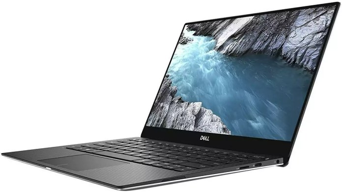 Dell XPS 9370 Intel Core i7-8550U