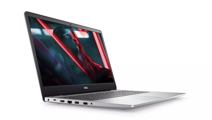 Dell Inspiron 15 5593 Argent