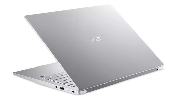 Acer Swift 3 SF313-52-50CR Argent