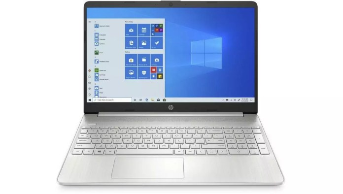 HP 15s-fq1036nf Argent - SSD
