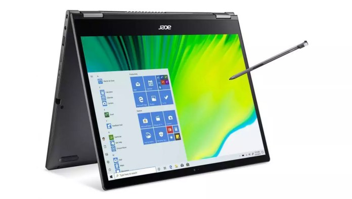 Acer Spin 5 SP513-54N-75AN Gris