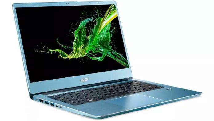 Acer Swift 3 SF314-41-R1TL Bleu