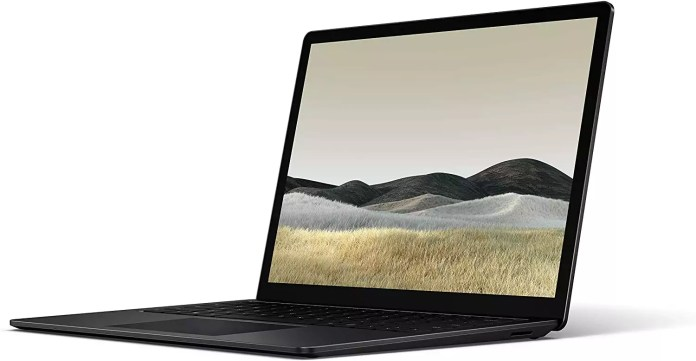 Microsoft Surface Laptop 3 SIL I5/8/256