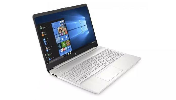HP 15s-eq1011nf Argent