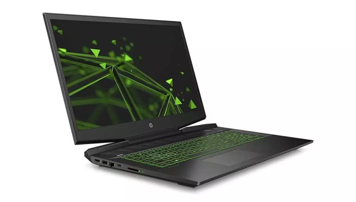Analyse du  Pavilion Gaming 17-cd0015nf Noir/Vert – Core i5-9300H de chez HP.