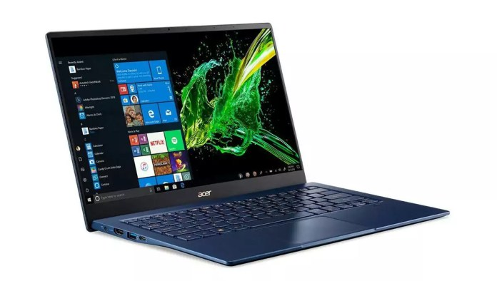 Acer Swift 5 SF514-54T-56LN Bleu