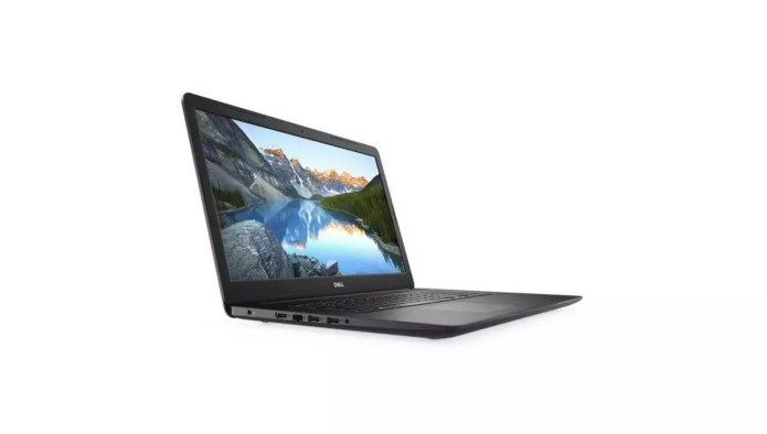 Per l'editing audio o video: la  Inspiron 17 3793-880 Noir – Core i3-1005G1 da Dell