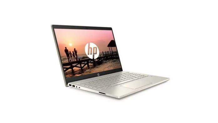 HP Pavilion 14-ce3004nf Or -