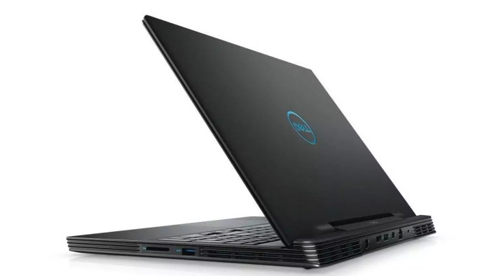 The laptop to browse the internet :  G5 15 5590 Noir – Core i7-9750H from Dell